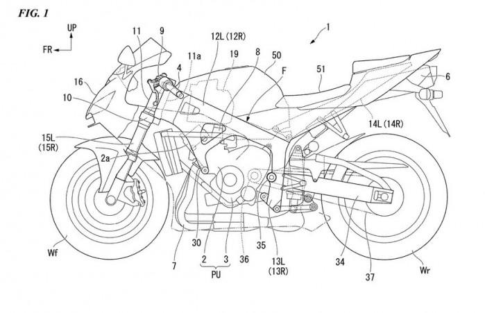 Honda patent carbon3