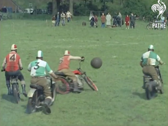 Motor Cycle Football 1959