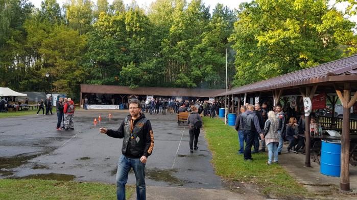 Zakonczenie sezonu Smoking Barrels LE MC Poland i Zandarmskiego Klubu Motocyklowego 05