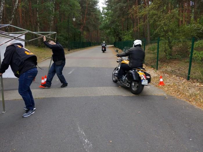 Zakonczenie sezonu Smoking Barrels LE MC Poland i Zandarmskiego Klubu Motocyklowego 08