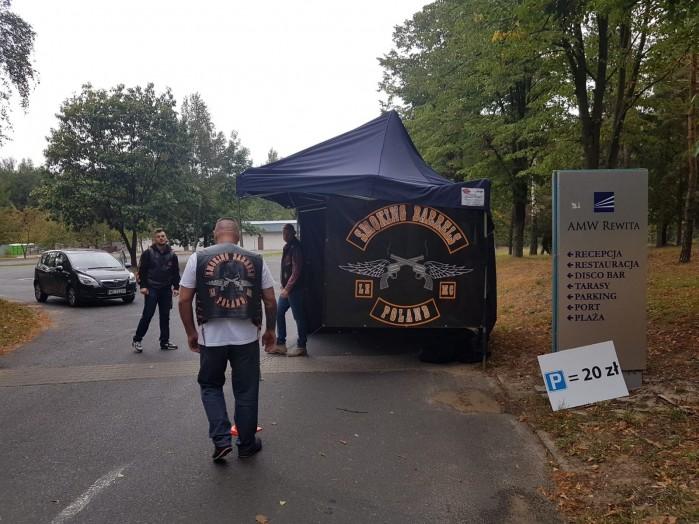 Zakonczenie sezonu Smoking Barrels LE MC Poland i Zandarmskiego Klubu Motocyklowego 10