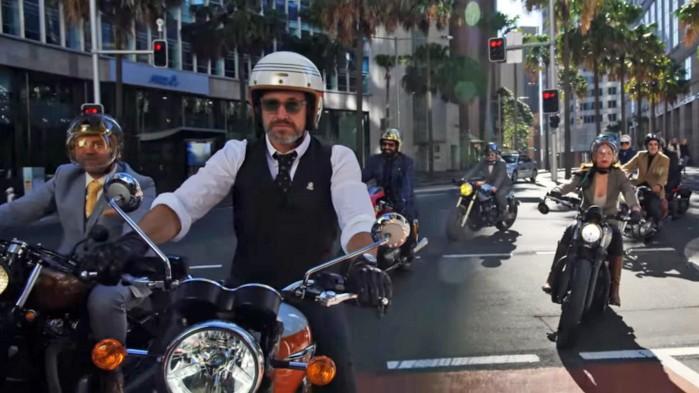 2018 Distinguished Gentlemans Ride