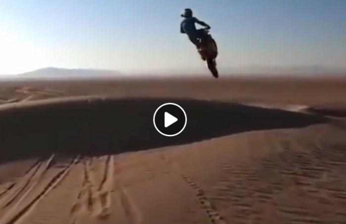 motocross wydmy
