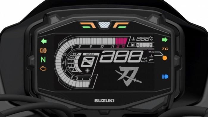 suzuki katana 2019 8 g
