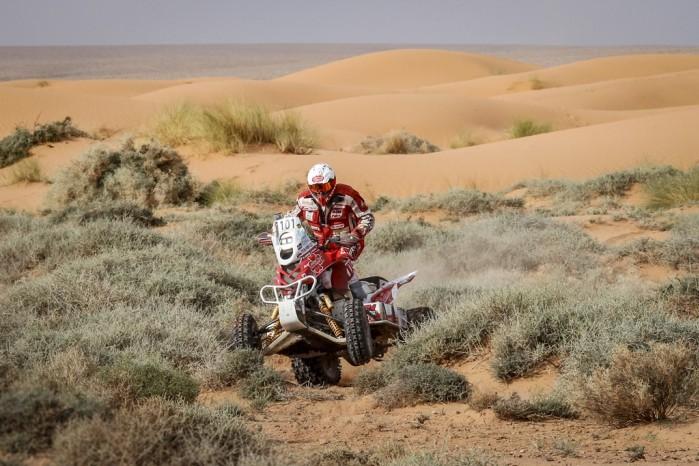 Rafal Sonik Rajd Maroka