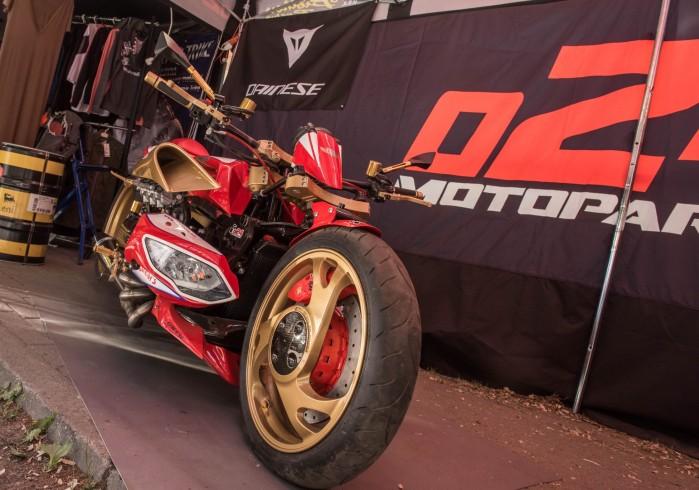 Custom Bike Arkadiusz Szajba Pawlukowicz 2