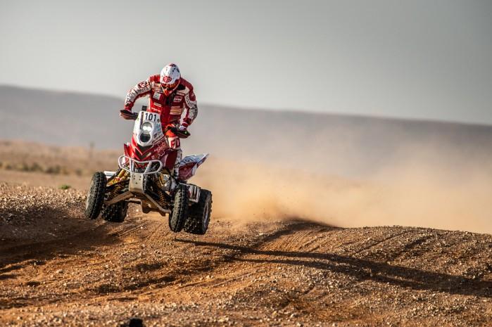 5. etap Rajd Maroka Rafal Sonik 2018