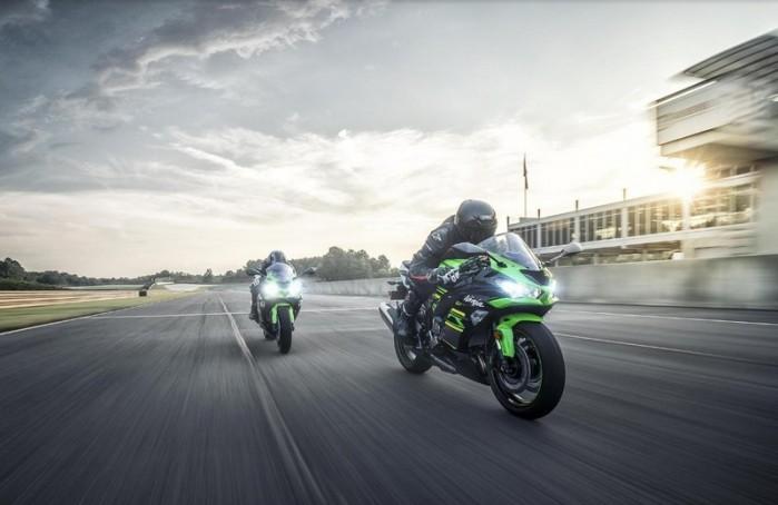 Kawasaki zx 6R 2019 11