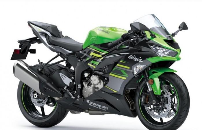 Kawasaki zx 6R 2019 14