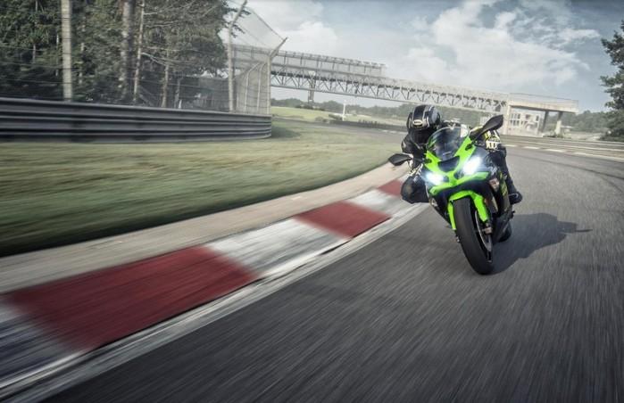 Kawasaki zx 6R 2019 2