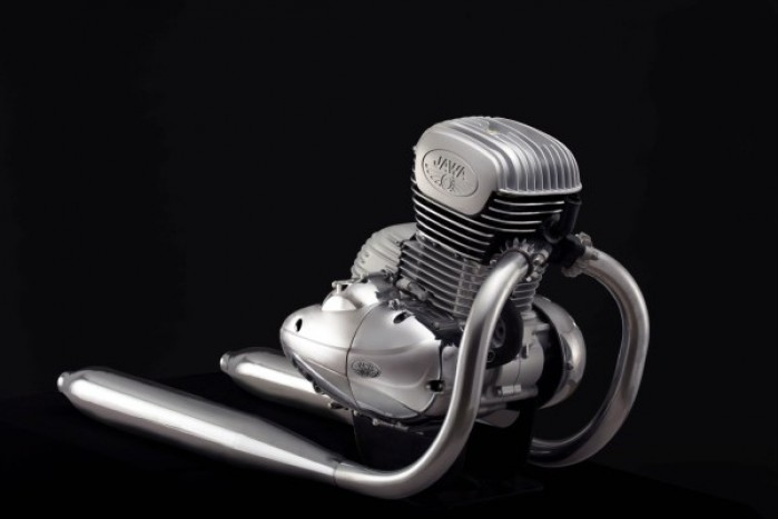 New 2018 Jawa 300cc engine 1