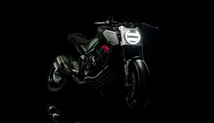 Honda CB Neo Sports Cafe Concept
