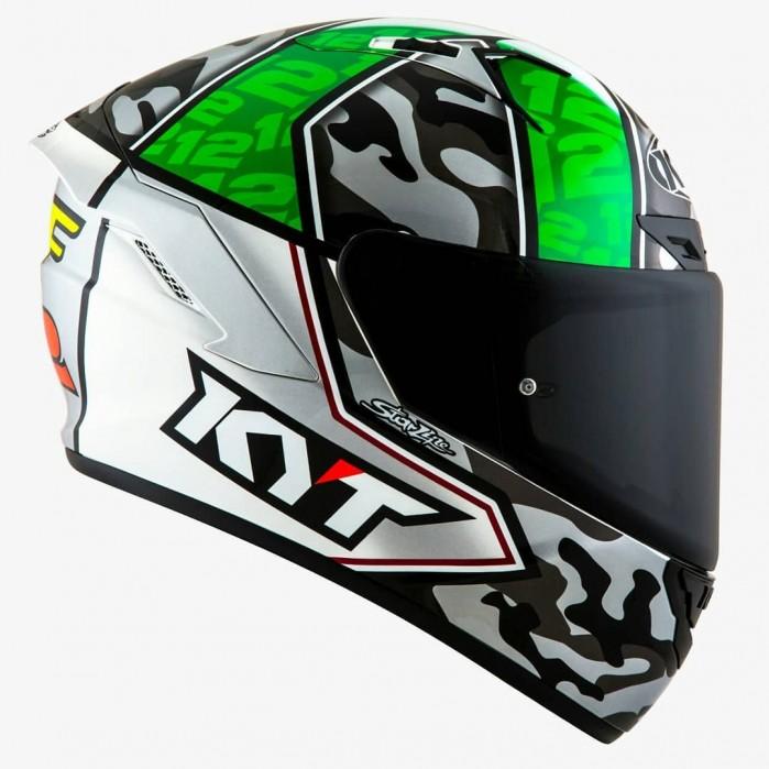 Helm KYT NX Race Grafis 1 P7