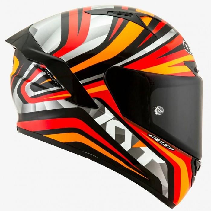 Helm KYT NX Race Grafis 5 P7