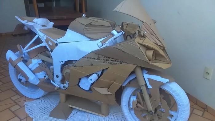 Kawasaki ZX 10R Karton Edition
