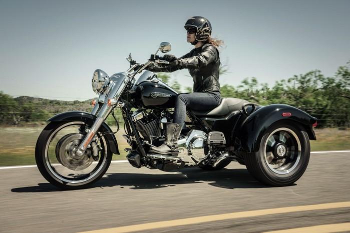 2016 Harley Davidson Trike Freewheeler1