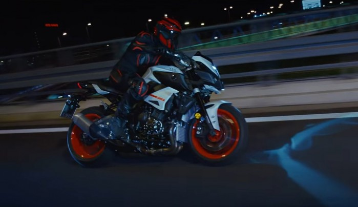 Nowa Yamaha MT
