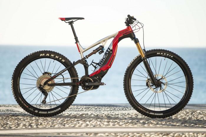 Ducati MIG RR electric bike 01