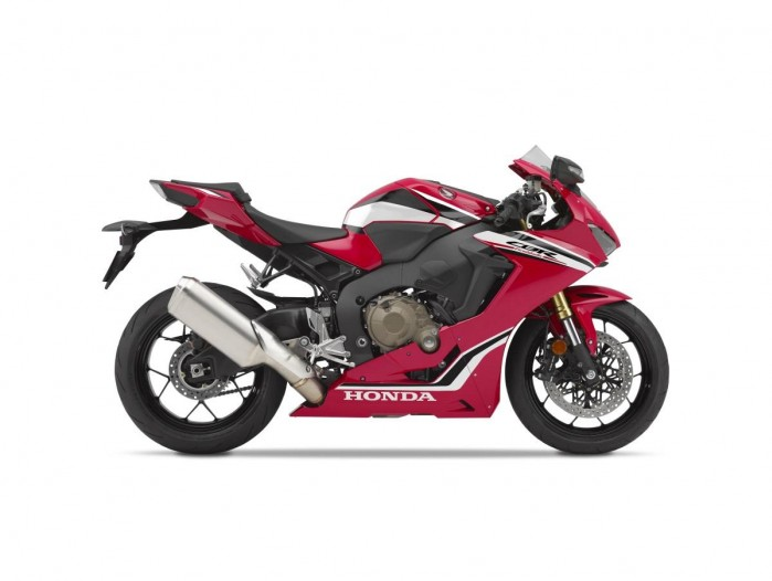 19YM CBR1000RR Red RHS