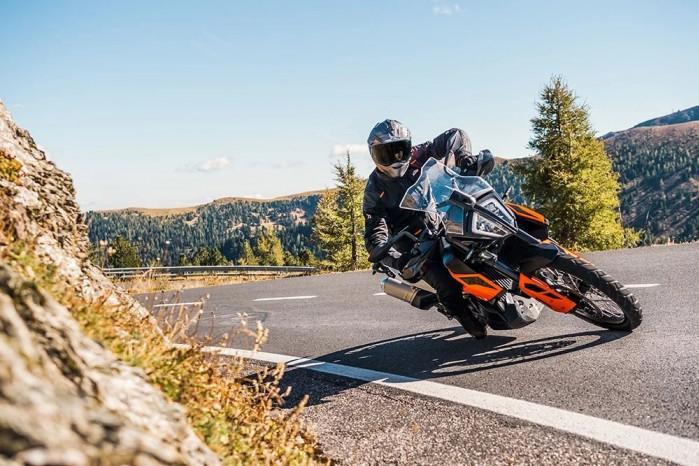 Nowy KTM 790 Adventure 2019