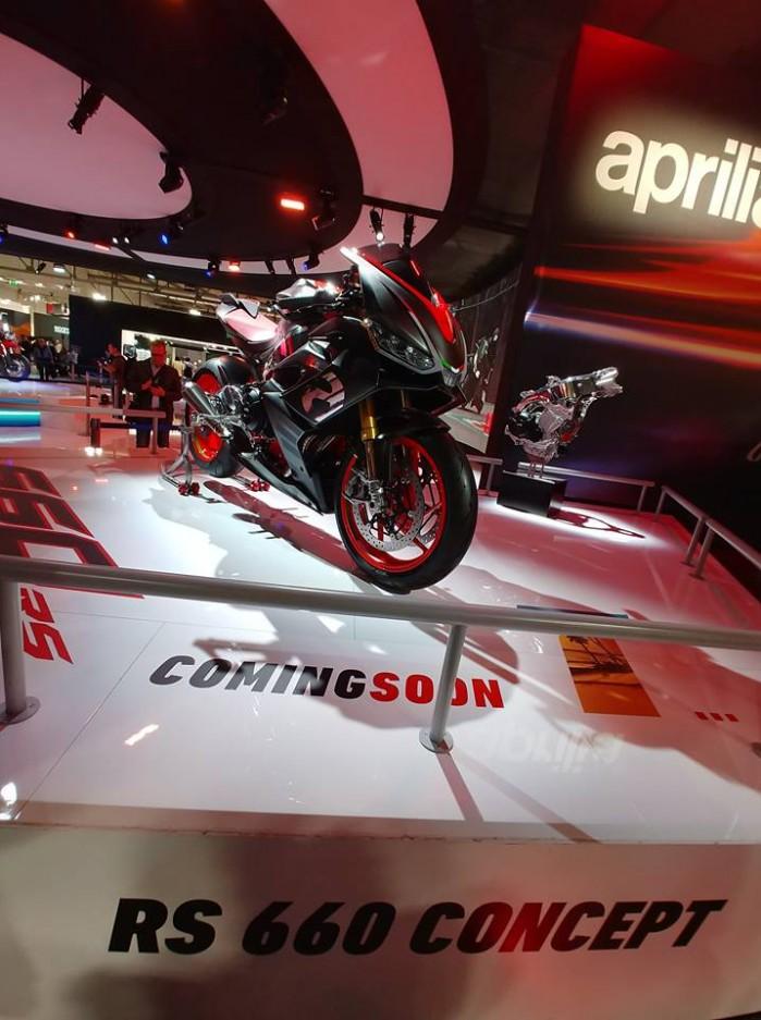 2019 Aprilia RS660 Concept 5