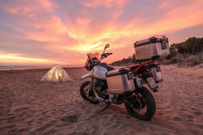 2019 Moto Guzzi V85 TT 5