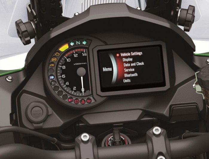 2019 Kawasaki Versys 1000 SE LT 08