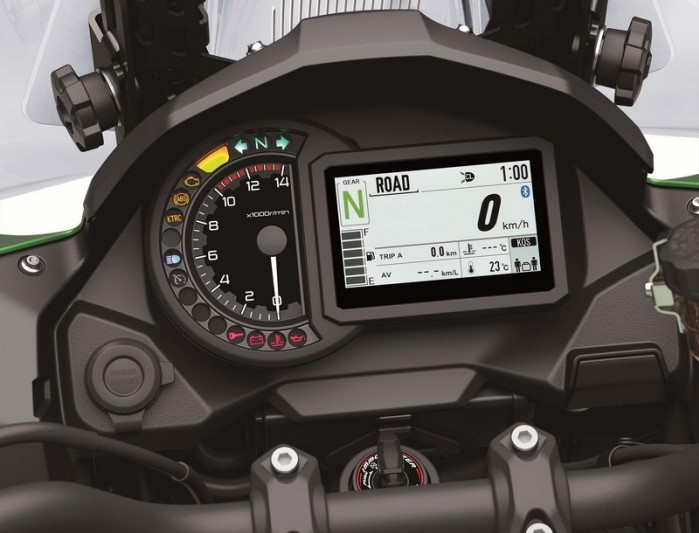 2019 Kawasaki Versys 1000 SE LT 09