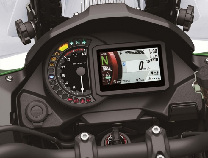 2019 Kawasaki Versys 1000 SE LT 10