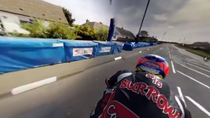 360 View of a NW200