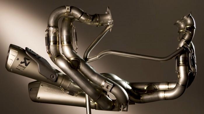 Wydech Akrapovic dla Ducati Panigale V4 R