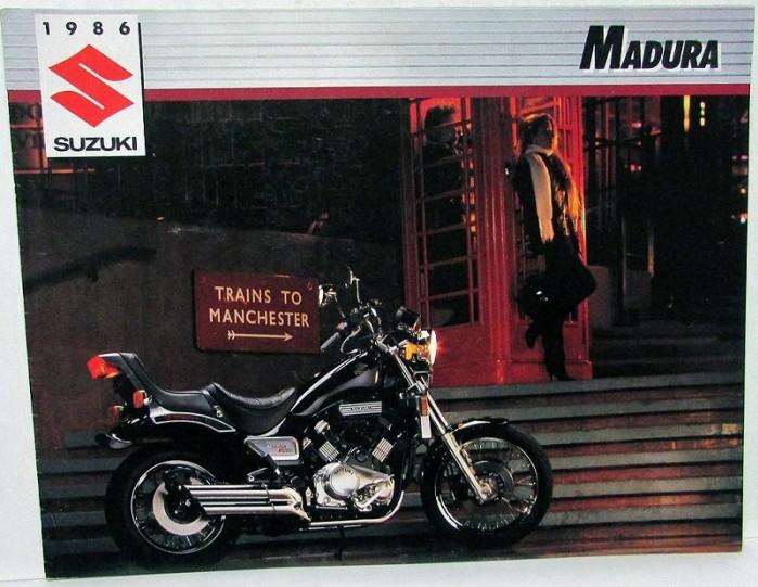 Suzuki GV1200 Madura