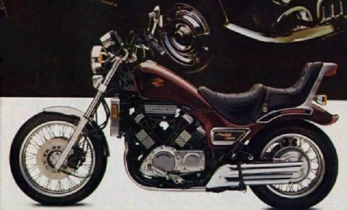 Suzuki GV 1200GLF Madura 86 1