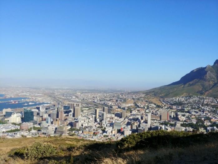 Pierwszy dzien w RPA