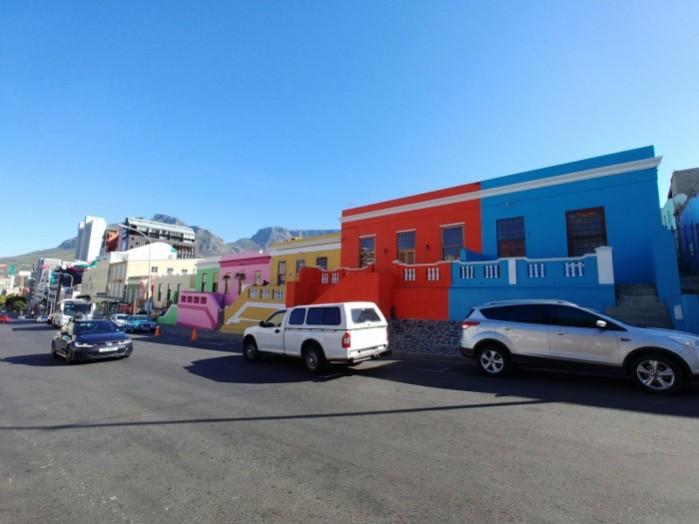 ulice Cape Town