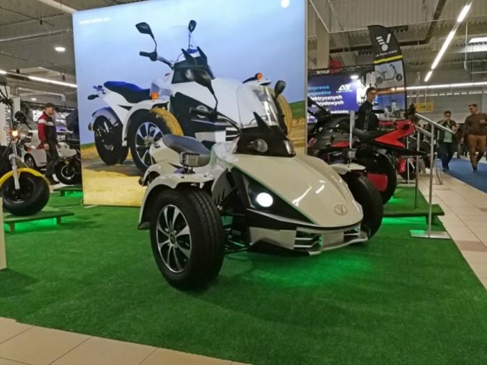 Warsaw Motor Show 2018 7