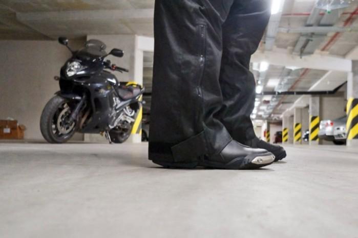 Course Alpha Sport buty motocyklowe