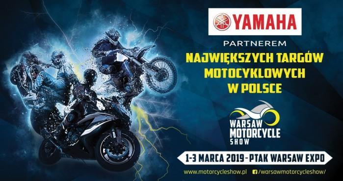 Yamaha WarsawMotorcycleShow