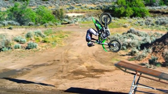Axell Hodges fmx