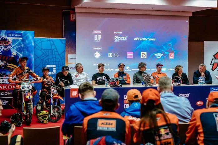 Mistrzostwa SperEnduro konferencja prasowa 1