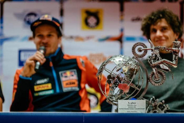 Mistrzostwa Swiata SuperEnduro konferencja prasowa 3
