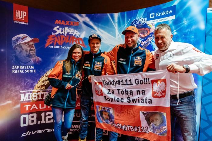 Mistrzostwa Swiata SuperEnduro konferencja prasowa 4