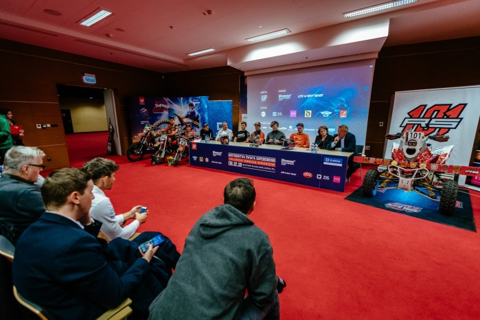 Mistrzostwa Swiata SuperEnduro konferencja prasowa 5