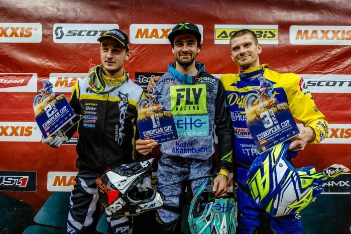 Mistrzostwa Swiata SuperEnduro podium Puchar Europy