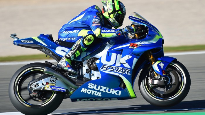 MotoGP Walencja 2017 29 Andrea Iannone Ecstar Suzuki 18 z