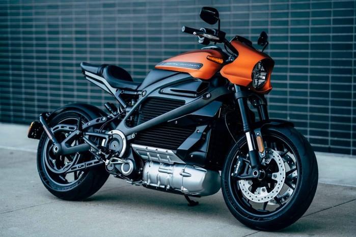 20 Harley Davidson LiveWire2