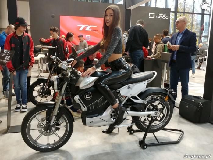 21 elektryczny motocykl super soco tcmax