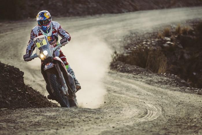 Dakar 2019 motocykle
