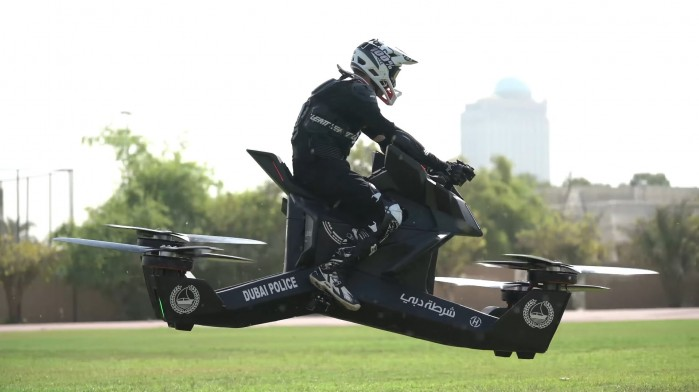 Hoverbike S3 2019 Dubai Police