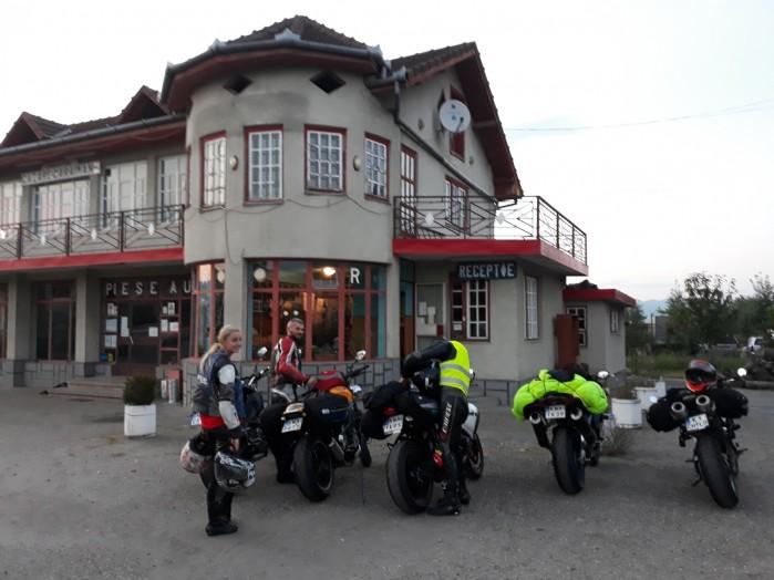 motel w rumunii